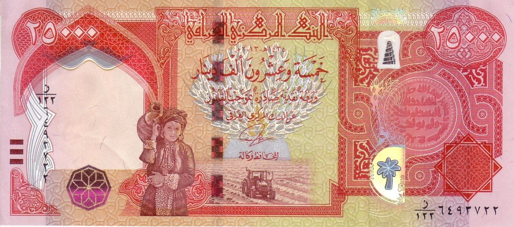 Purchasing Iraq Dinars or Buy Iraqi Dinar is a Profitable Investment